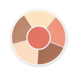 Picture of Light Creme Contour Wheel