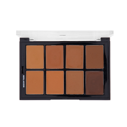 Picture of Studio Color - Brown Foundation Palette