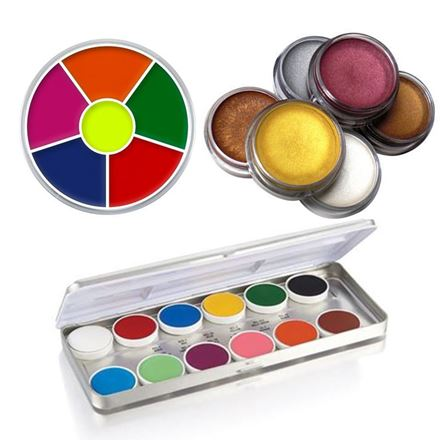 Picture for category Cream Based & Liquid Colors
