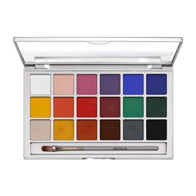 Picture of Aquacolor Palette 18 color -BASIC