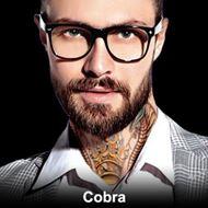 Picture of Cobra - Neck Tattoo