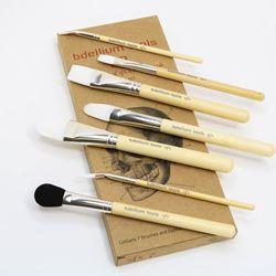 Picture of Professional 7pc. Glue Brush Set