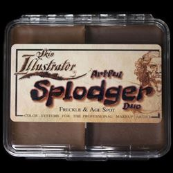 Picture of Artful Splodger Palette - Freckle & Age Spot