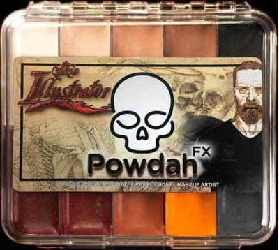 Picture of POWDAH FX Palette