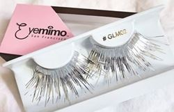 Picture of Silver Large Eyelashes