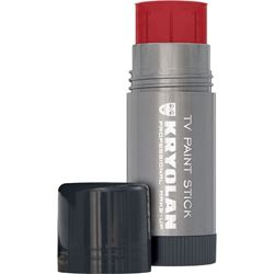 Picture of Kryolan TV Paint Stick - Red (080)