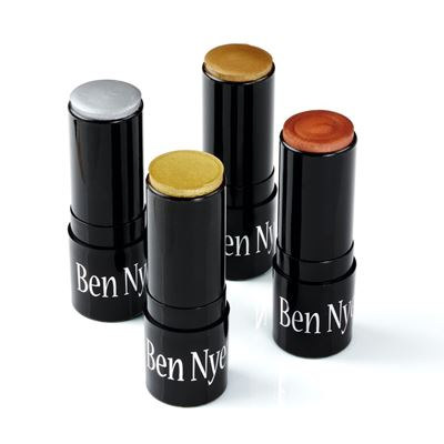 Picture of Ben Nye Stick Foundations -Metallics