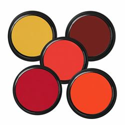 Picture of Creme Colors - Red & Orange & Yellow