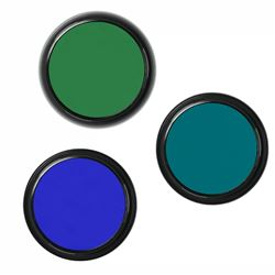 Picture of Creme Colors - Blue & Green