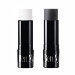 Picture of Ben Nye Creme Stick  - Black & White