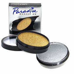 Picture of Metallic Paradise Cake Makeup - Silver & Gold