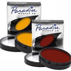 Picture of Paradise Cake Makeup - Red & Orange