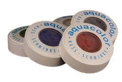 Picture of Kryolan  Aquacolor - Red, Yellow & Orange