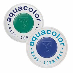 Picture of Kryolan Aquacolor - Blue & Green