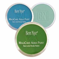 Picture of MagiCake Aqua Paints - Blues & Greens