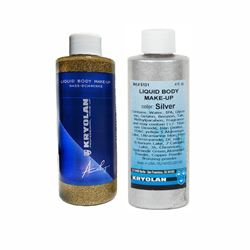 Picture of Liquid Body Makeup - Silver & Gold