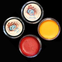 Picture of Skin Illustrator Single Pots- Red & Yellow