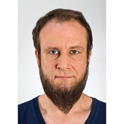 Picture of Full Beard - Pointed