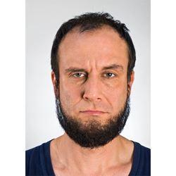 Picture of Full Beard - Medium length