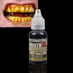 Picture of Mouth F/X - Yuck Yellow & Blood Red